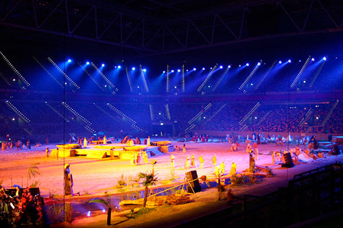 Aida Gelsenkirchen Stadium | Marc Heinz