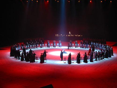 La Traviata Münich Arena | Marc Heinz