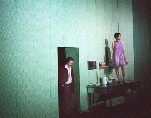 Portia Wiener Festwoche Ro theater | Marc Heinz